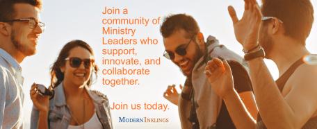 Join Modern Inklings Banner