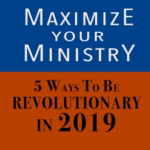 Maximize Your Ministry as a Pastoral Leader.